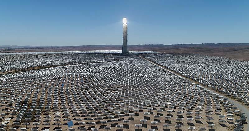 נופר אנרגיה תרכוש את פרויקט מגלים תחנת הכוח הסולארית המניבה הגדולה בישראל