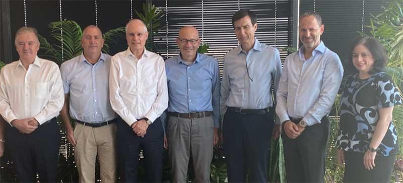 נחתם הסכם לכניסת לאומי פרטנרס לעסקי האנרגיה המתחדשת של קבוצת מנורה מבטחים