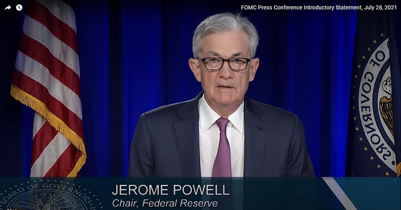 fomc press conference introductory statement