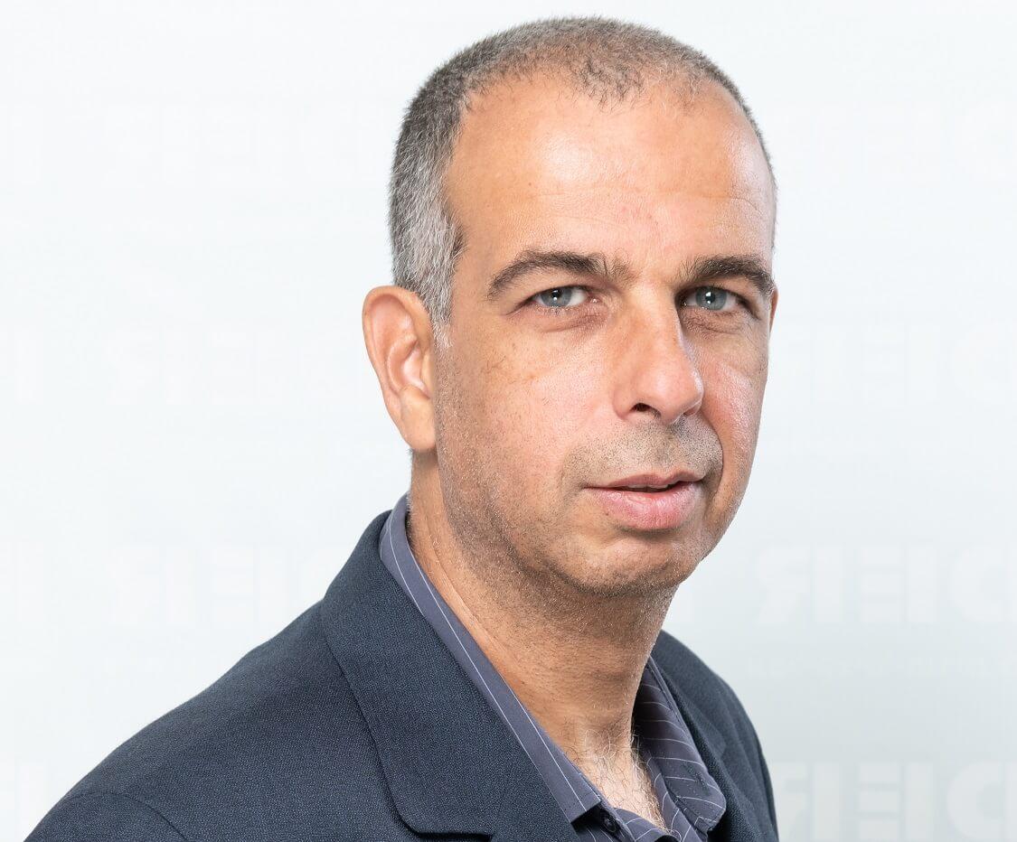 משה מימון, עורך פאנדר צילום פאנדר
