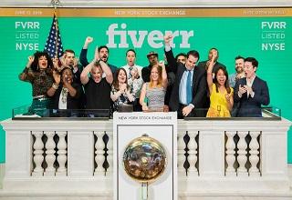 fiverr באדיבות Fiverr IPO