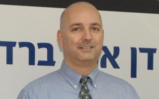 אילן רביב מנכל מיטב דש צילום פאנדר
