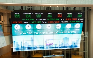סוף יום חמישי בבורסה – עליות למספר רב של מניות